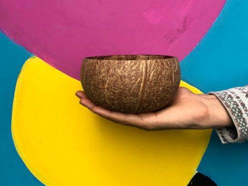 Bowl coco - Grande rugoso