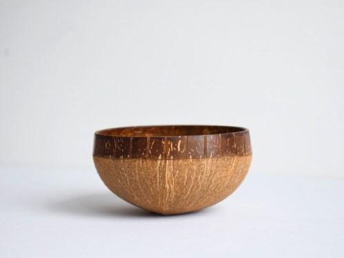 Bowl coco pequeño rayas - Kokonat Bowls