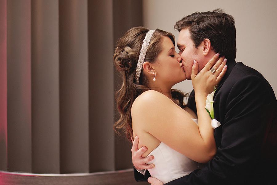 The Magnolia Hotel Indoor Wedding