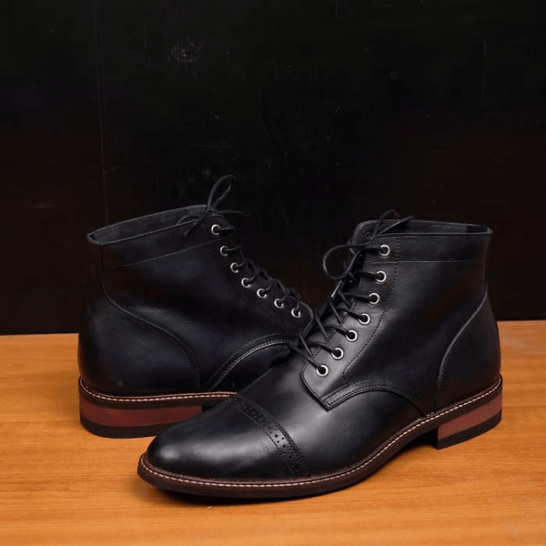 derby boots