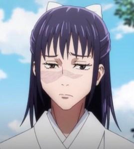 呪術廻戦の庵歌姫