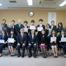 HIROSAKIはやぶさカレッジ修了式を実施しました