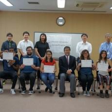 弘前大学サマープログラム2019 参加留学生の感想