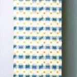 2004 春を告げる  帯  絹
