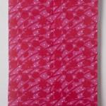 2010 赤い染め布 300×118