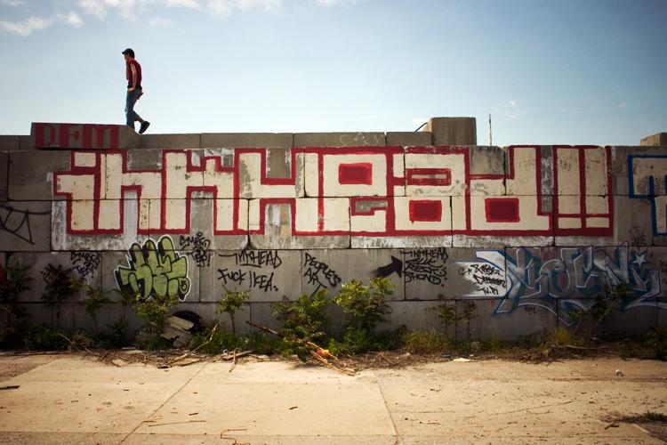 Roller Graffiti