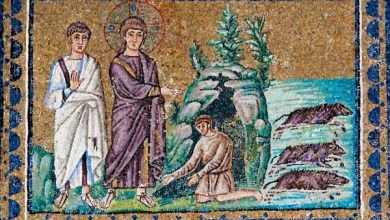 Photo of Battling the Serpent – Recovering Eden in the Minds of the Desert Fathers and Mothers of the Early Church