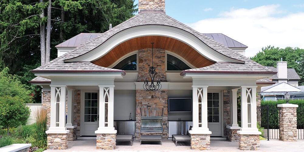 10 Stunning Arched Window Home Design Ideas Kolbe Windows Doors | Staircase Window Design Exterior | Round Shape Window | Car Parking | 2Nd Floor House Front Elevation | Section Window | Corner Window