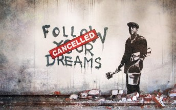 oeuvres de Banksy cancelled
