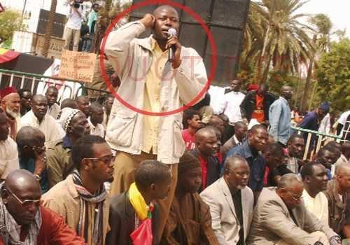 Mamadou Diop, déja deux ans étudiant mort à dakar 2012