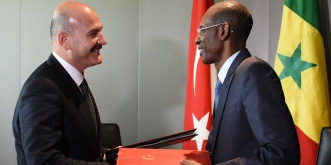 Grande Commission mixte Sénégal/Turquie # La 4ème Session ouverte