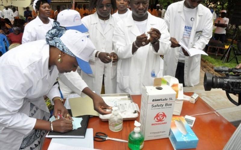 Le PLNT a identifié 132 000 cas de tuberculose en 2016 — RDC
