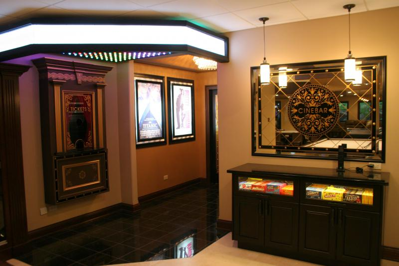 Theater Entrances Cinebars Amp Ticket Booths Kole Digital