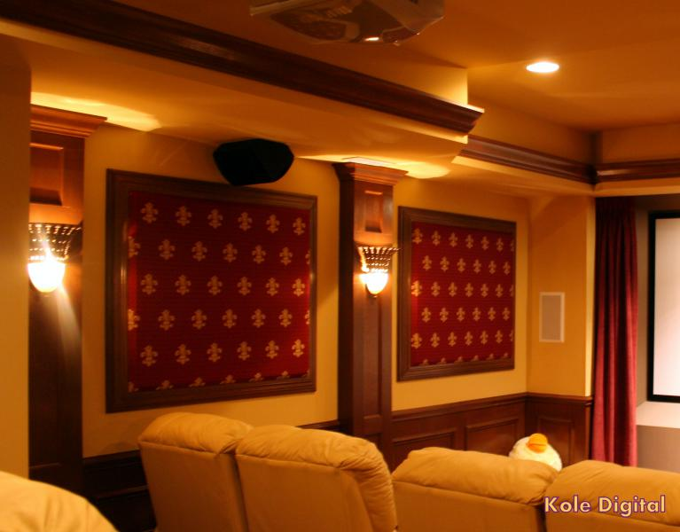 Custom Fabrication Amp Acoustic Panels In Frankfort