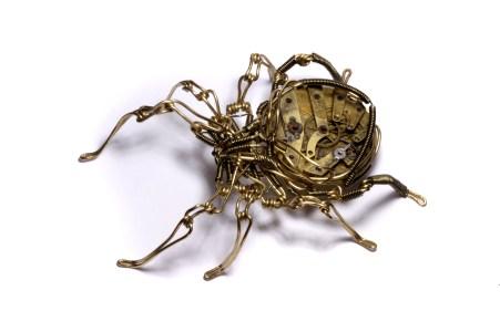 Steampunk Spider/ Daniel Proulx (CC BY-NC-SA 2.0)