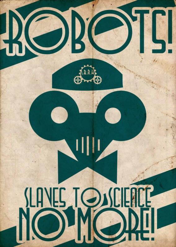 Robots! /  Jacob Earl (CC BY-NC-SA 2.0)