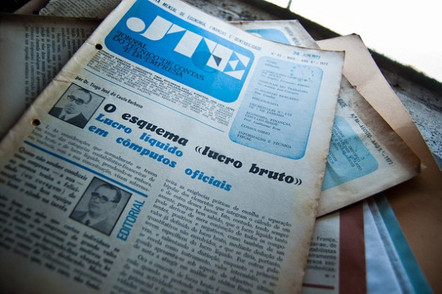 Old Newspapper (1972) /  Tomé Jorge (CC BY-NC-ND 2.0)