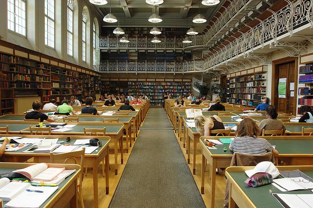 uniinnsbruck / University Library (CC BY-NC 2.0)