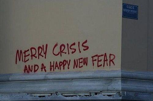 János Pálinkás / merry crisis and a happy new fear (CC BY 2.0)