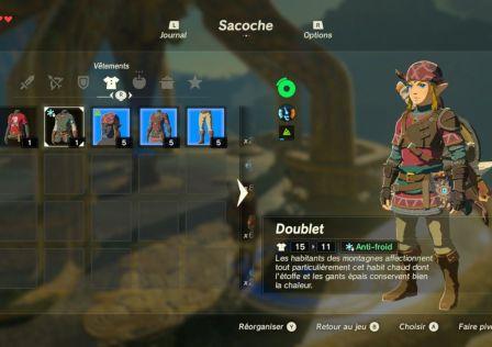 Zelda Doublet