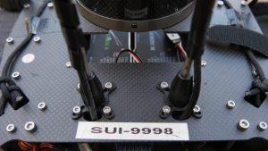 SUI-9998 Beschriftung