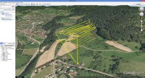 3DAnsicht in Google Earth