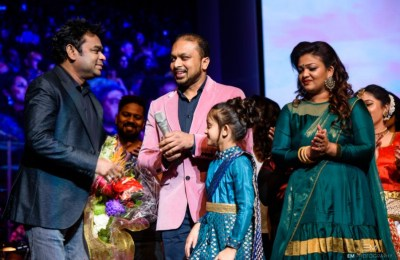 A R Rahman @ Sony Center For The Performing Arts in Toronto (59)