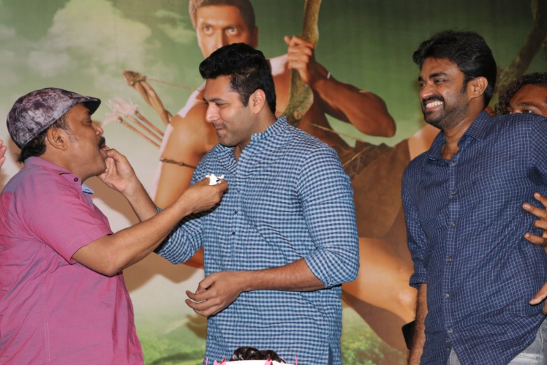 Vanamaga Movie Press Meet Photos (7)
