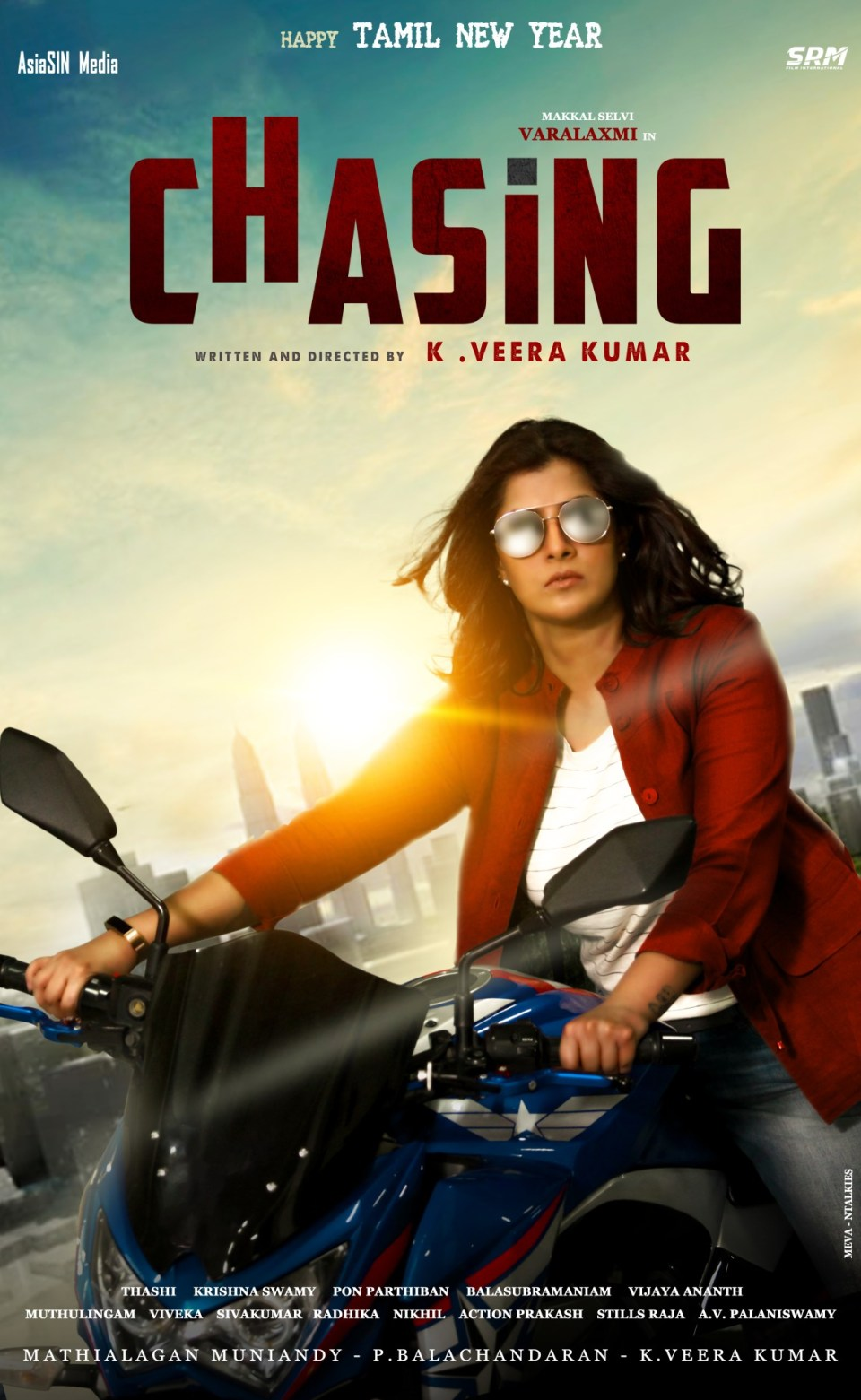 Chasing Movie Posters (1)