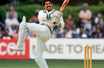 83 - Ranveer Singh as Kapil Dev Photo