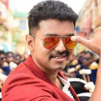 Vijay makes hair treatment for his 60th movie