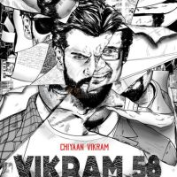 Vikram 58's first look is damn tasteful and intriguing
