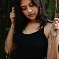 Actress Aditi Balan shares intense pictures on social media!