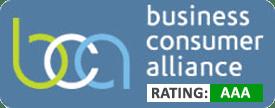 BCA AAA Rating