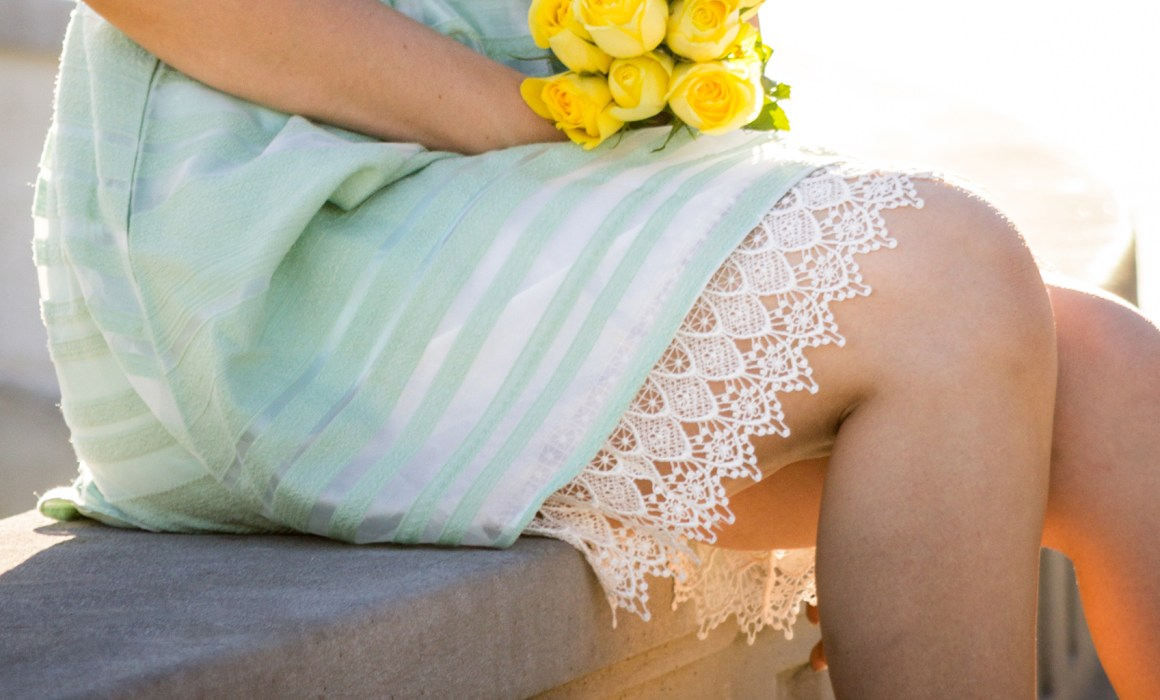 lace dress extender slip