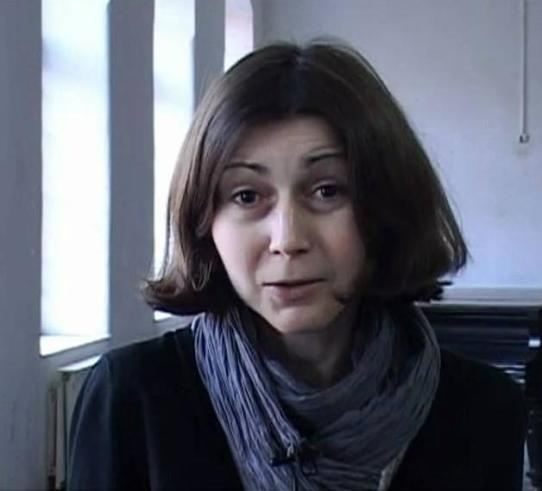 Rat Cristina szociologus