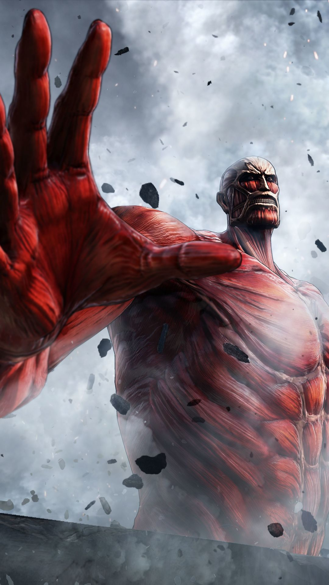 I was bored so i made a wallpaper for my lg shine in 2 min. Attack On Titan 2 Wallpaper - KoLPaPer - Awesome Free HD ...