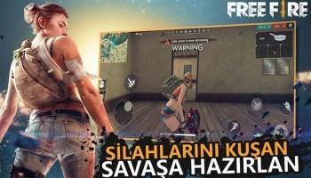 Garena Free Fire Hileli Apk