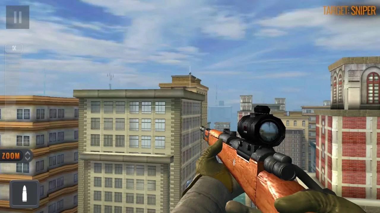Sniper 3D Assassin Hileli Apk