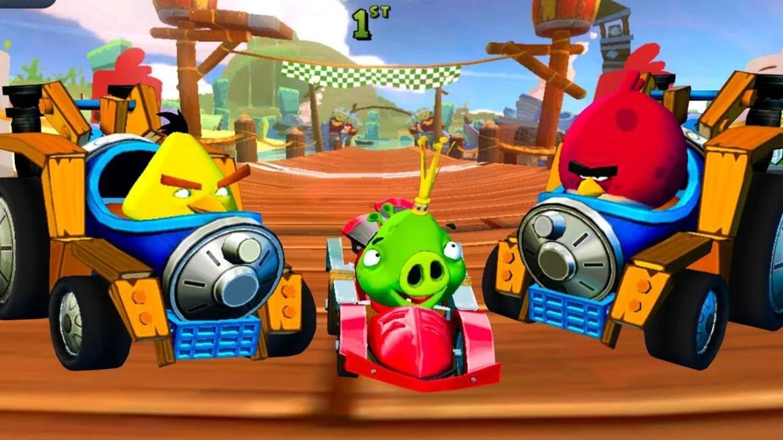 Angry Birds Go Hileli Apk