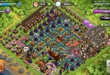 Clash of Clans Hileli Apk