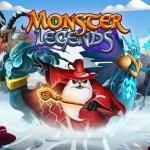 Monster Legends Hileli Apk