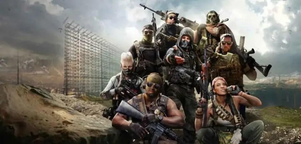 COD Warzone Hile