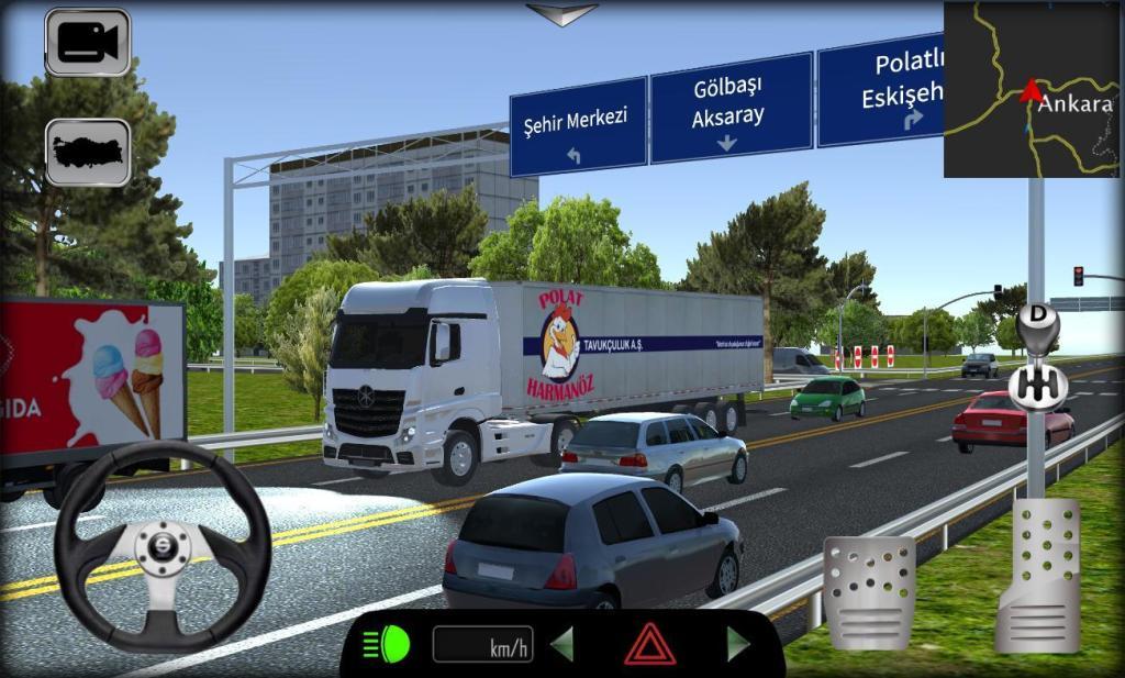 Cargo Simulator 2019 Türkiye Apk