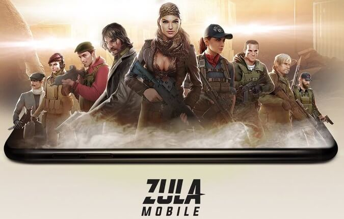 Zula Mobile Hile Apk
