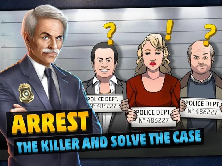 Criminal Case MOD APK