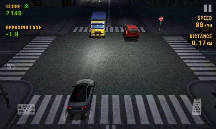 traffic racer apk hile