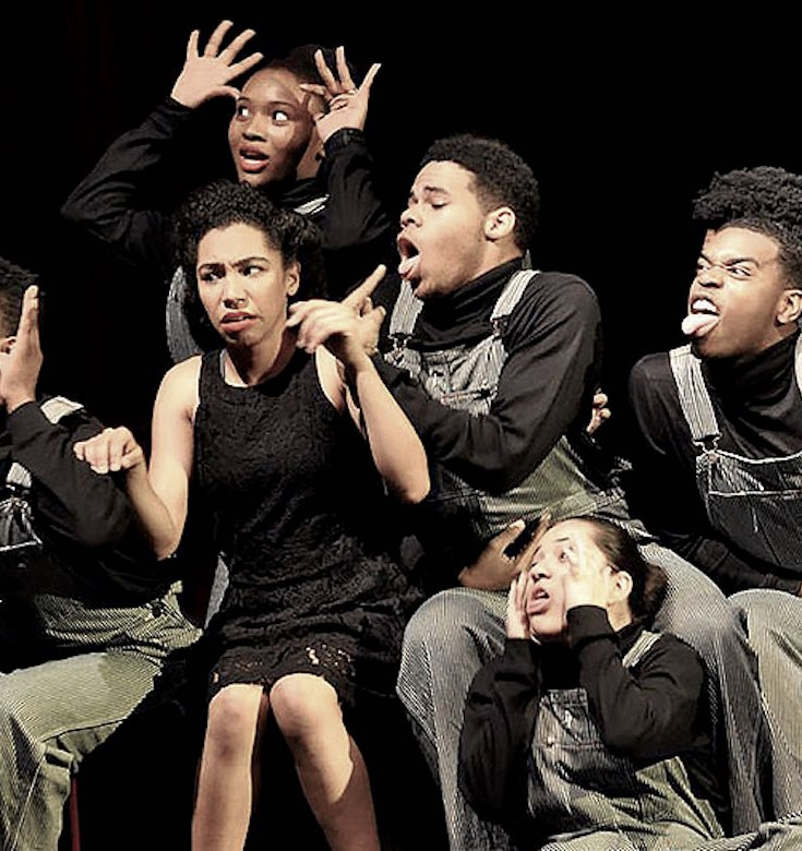 Carver High School's 'To Be Young, Gifted and Black'