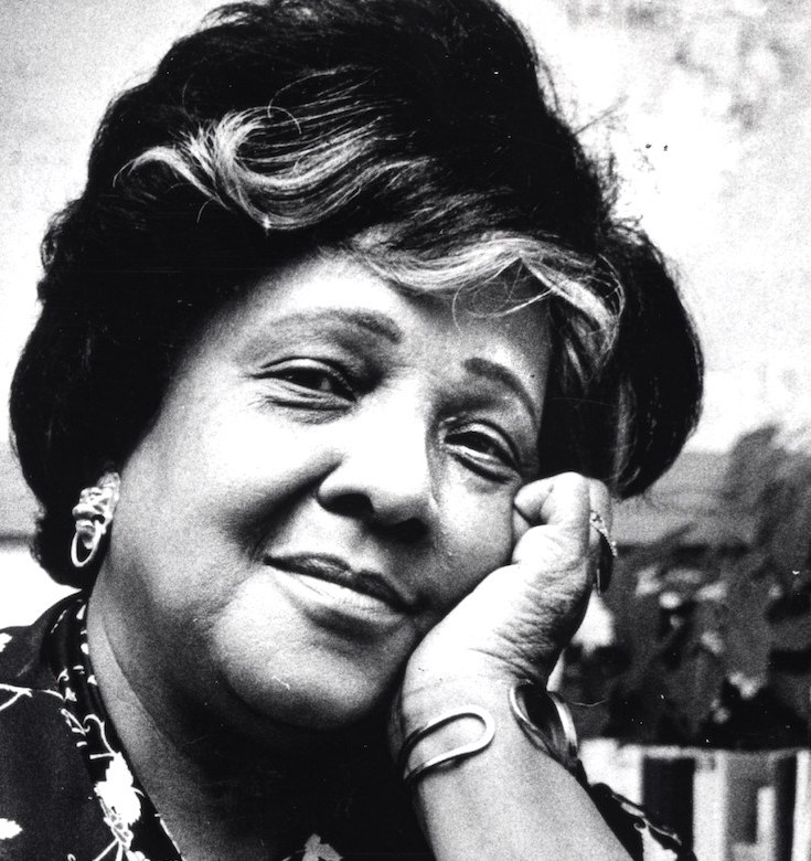 Ethel L. Payne, First Lady of the Black Press, KOLUMN Magazine, Kolumn