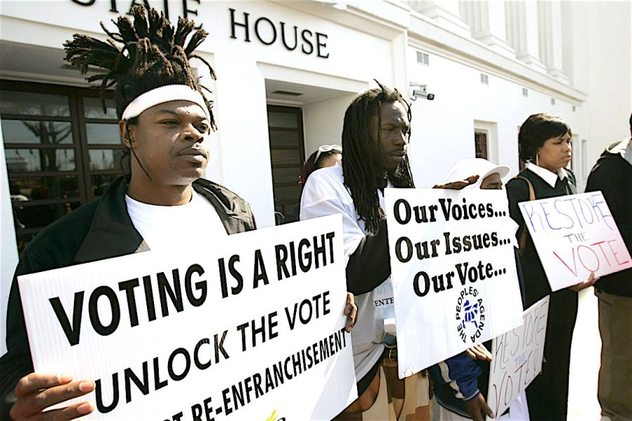 Black Lives Matter, Black Votes Matter, KOLUMN Magazine, Kolumn